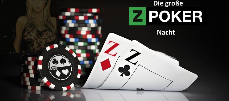 Die ZPoker Nacht 2017.