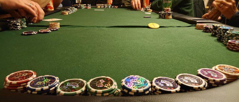 ZPOKER Nacht 2018. Pokerrunde in Salzburg.